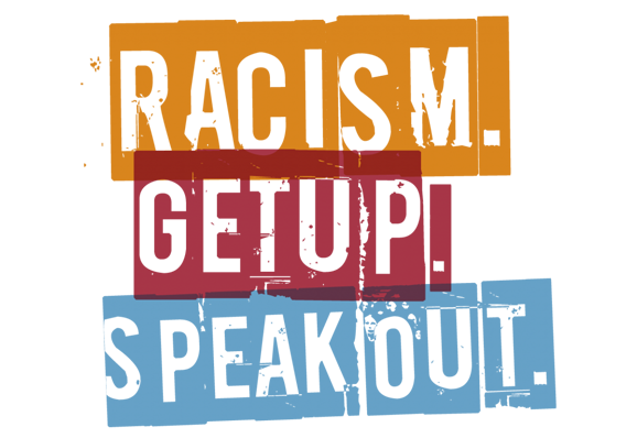 Racism Get Up Speak Out Synkdsynkd