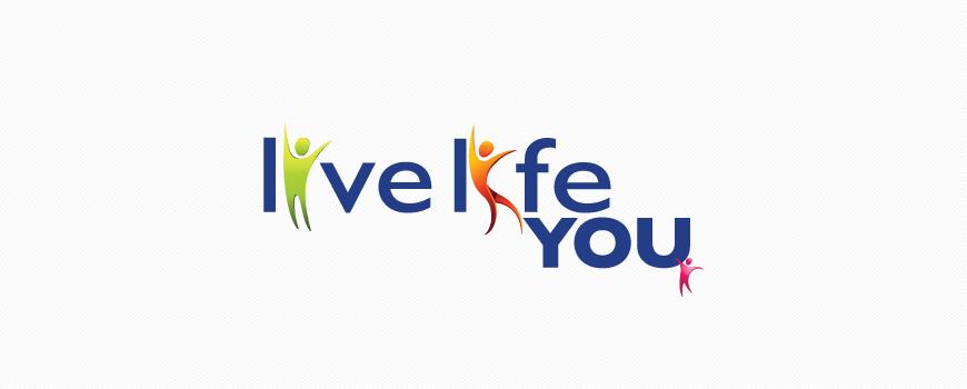 Live Life You logo revamp